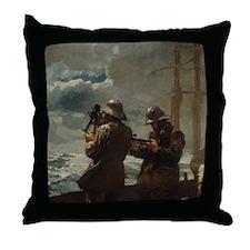 Wilmslow Homer Eight Bells Throw Pillow