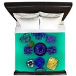 Buttons King Duvet