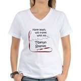 Tibbie Travel Leash Shirt