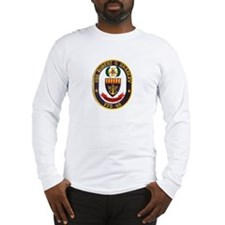 rg bradley patch.jpg Long Sleeve T-Shirt
