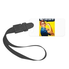 We Can Do It, Rosie the Riveter Luggage Tag