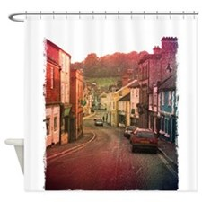 Ashburton Street 4 Shower Curtain