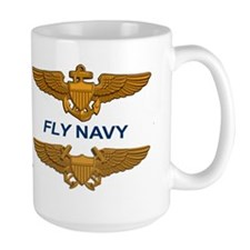 A-6 Intruder Va-65 Fighting Tigers Mug Mugs