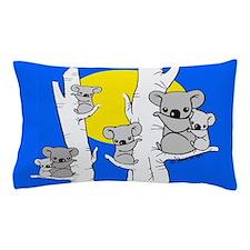 Koala Bears Pillow Case