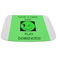 dominoes Bathmat