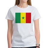 Flag Senegal Tee