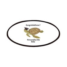 Personalized Sea Turtles Patches