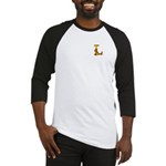 Blown Gold L (pkt) Baseball Jersey