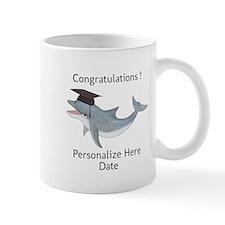 Graduation Dolphin Mug
