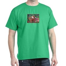 English Lop Rabbits T-Shirt