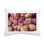 Artichokes Rectangular Canvas Pillow