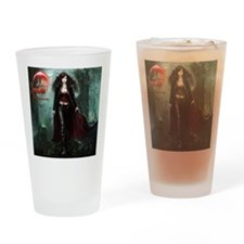 Vampire Drinking Glass