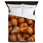 Food Queen Duvet