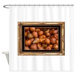Food Shower Curtain