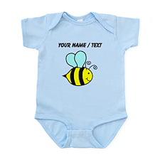 Custom Cartoon Bee Body Suit