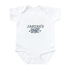 Janiah Infant Bodysuit