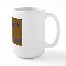 Off Duty Geek Mug