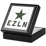 EZLN Zapatista Keepsake Box