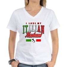 I Love My Italian Husband Shirt