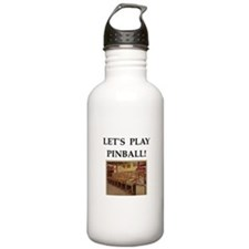 pinball Water Bottle