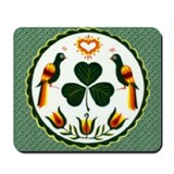 Irish Hex Sign Mousepad