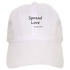 Spread Love Baseball Baseball Cap