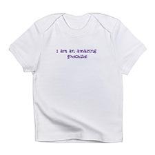 Amazing godchild Infant T-Shirt