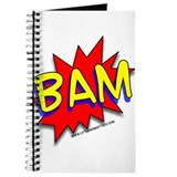 BAM Comic saying Journal