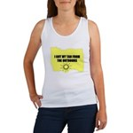 I GOT MY TAN FROM THE OUTDOORS Women's Tank Top