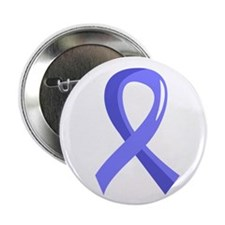 "Lymphedema Ribbon 3 2.25"" Button (100 pack)"