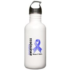 Lymphedema Awareness 5 Sports Water Bottle