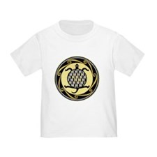 MIMBRES SWIMMING TURTLE BOWL DESIGN T