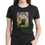 Spring & Cavalier (BT) Women's Dark T-Shirt