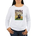 Spring & Cavalier (BT) Women's Long Sleeve T-Shirt