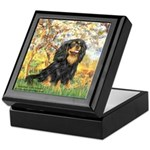 Spring & Cavalier (BT) Keepsake Box