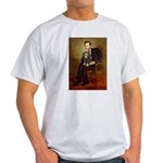 Lincoln & his Cavalier (BT) Light T-Shirt
