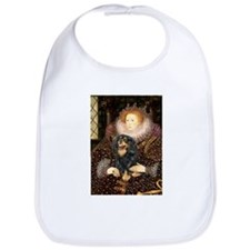 Queen & Cavalier (BT) Bib
