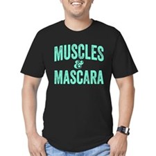 Muscles and Mascara T