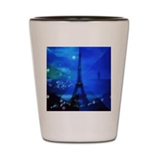 Dreams of Paris Shot Glass
