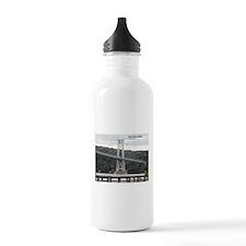 Mid Hudson Bridge, Poughkeepsie, NY Water Bottle