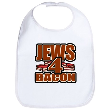 Jews For Bacon Bib