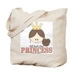 All Hail the Princess Tote Bag