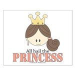 All Hail the Princess Small Poster
