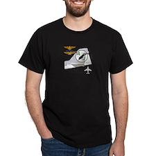 "A-6 Intruder Va-35 ""Black Panthers"" T-Shirt"