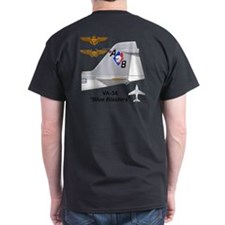 A-6 Intruder Va-34 Blue Blasters T-Shirt