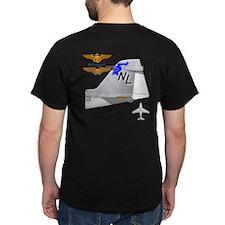 A-6 Intruder Va-52 Knightsquare Car T-Shirt