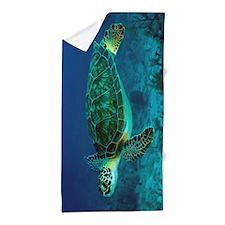 Ocean Turtle Beach Towel