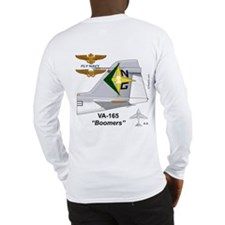 Unique A 6 intruder Long Sleeve T-Shirt
