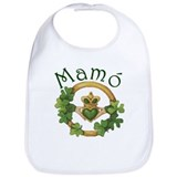 Grandma's Claddagh Bib