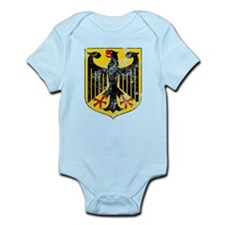 Coat of Arms of Germany Washed Body Suit